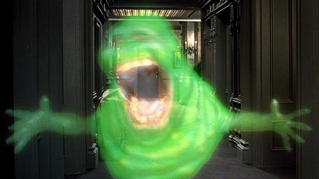 Slime Ghost in Ghostbusters