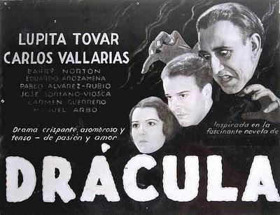 Spanish Drac Poster