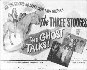 The Ghost Talks 1949