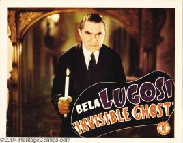The Invisible Ghost 1941