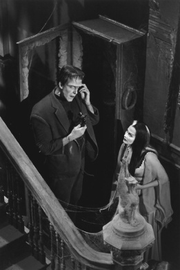 The Munsters Coffin Phone