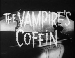 Vampires Coffin Title card