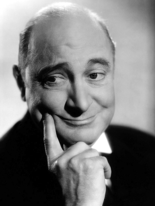 1935: Eric Blore (1887-1959) as Benson the butler in the film 'Behold My Wife'. Title: Behold My Wife Studio: Paramount Director: Mitchell Leisen (Photo by Hulton Archive/Getty Images)