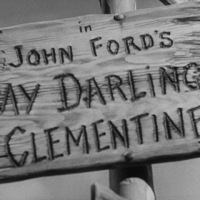 Patience, MY DARLING CLEMENTINE (1946) from Criterion