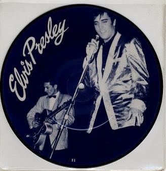 Elvis on vinyl