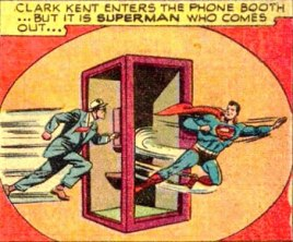 Kent and Superman