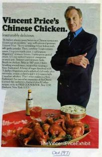 Price's Chinese Chicken