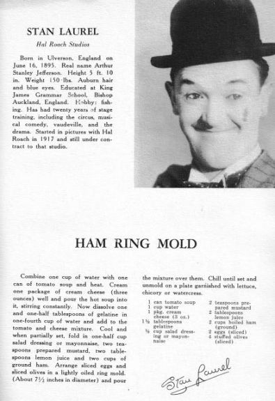 Stan's Ham Ring Mold