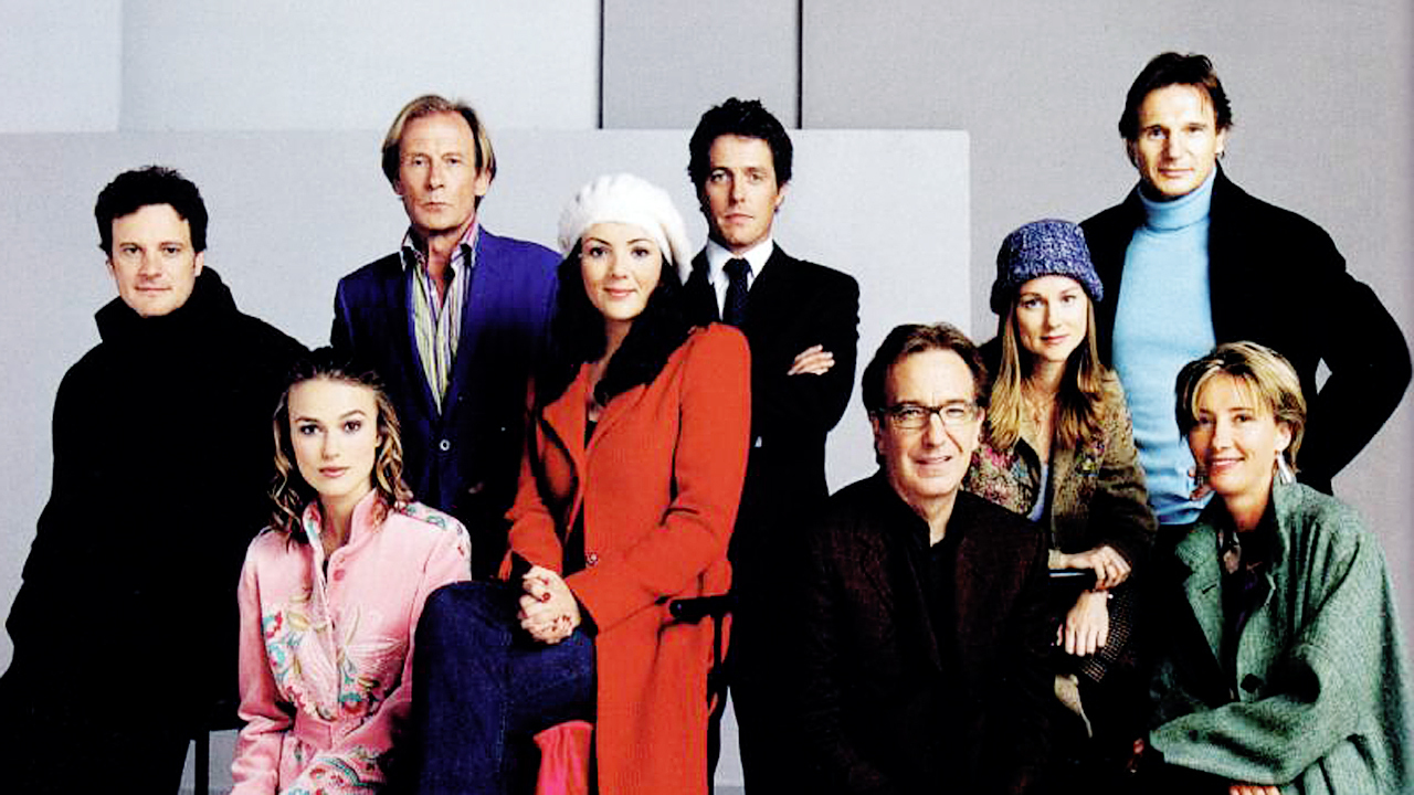 LOVE ACTUALLY, a Post-Classic Christmas Favorite – Once upon a screen…