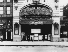 New York Palace Theatre, 1915