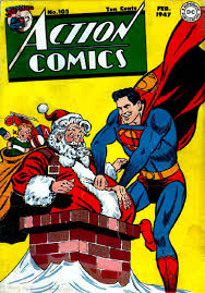 Superman and Santa