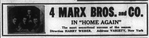 Variety, May 1915