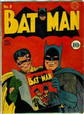 Comics read comics