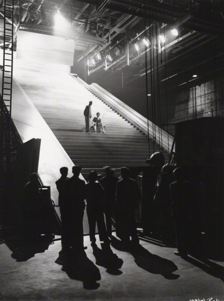Filming A Matter of Life and Death aka Stairway to Heaven 1946