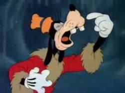 Goofy sneeze