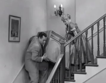 I Love Lucy - The Courtroom
