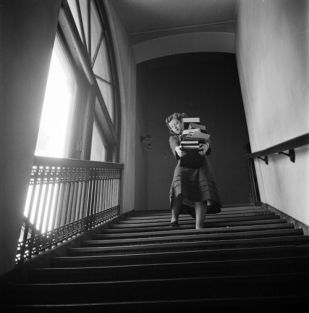 Kubrick Photograph - NYC 1940s
