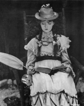 Lillian Gish in Romance of Happy Valley 1919