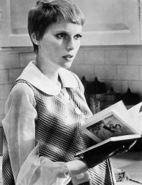 Mia Farrow in Rosemary's Baby 1968