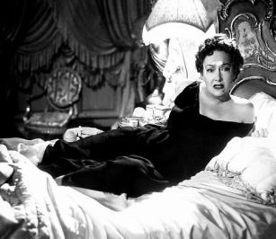 Desperate Norma Desmond