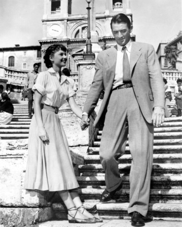 Roman Holiday 1953