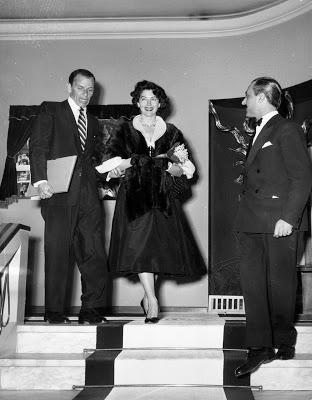 Sinatra and Gardner