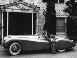 The Bogarts and a Jaguar