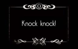 Silent knocking