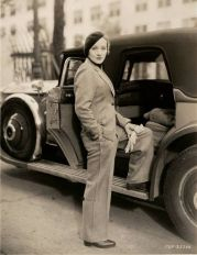 Marlene and her Phantom Rolls Royce Sedan