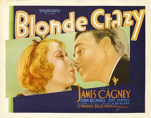 Blonde Crazy 1931