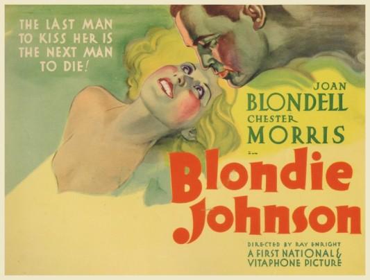 Blondie Johnson 1933