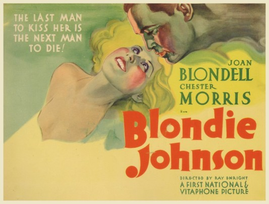 Blondie Johnson 1933