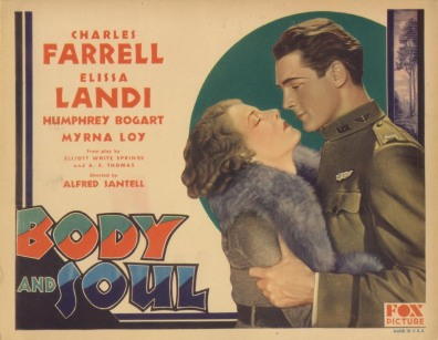 Body and Soul 1931