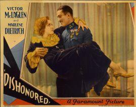 Dishonored 1931
