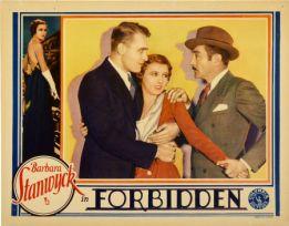 Forbidden 1932