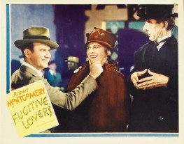 Fugitive Lovers 1934