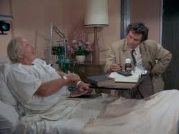 Columbo questioning Dr.