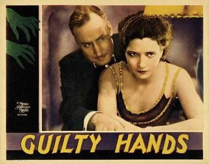 Guilty Hands 1931
