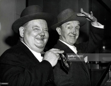 Hardy and Laurel