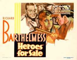 Heroes for Sale 1933
