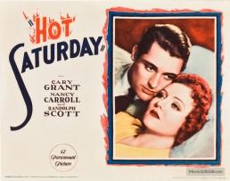 Hot Saturday 1932