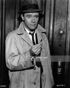 Jack Lemmon in The Partment
