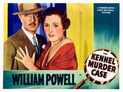 Kennel Muder Case 1933