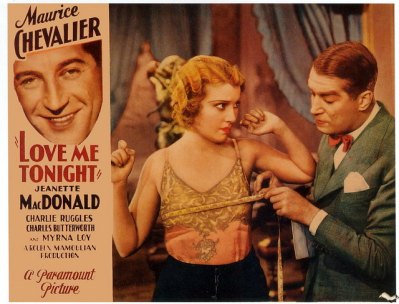 Love Me Tonight 1932