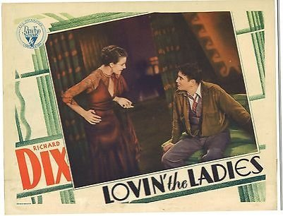 Lovin' the Ladies 1930