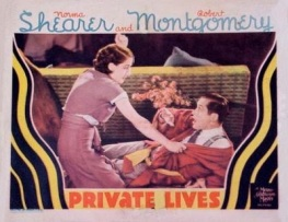 Private Lives 1931
