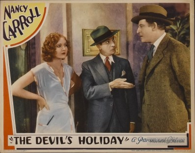 The Devil's Holiday 1930