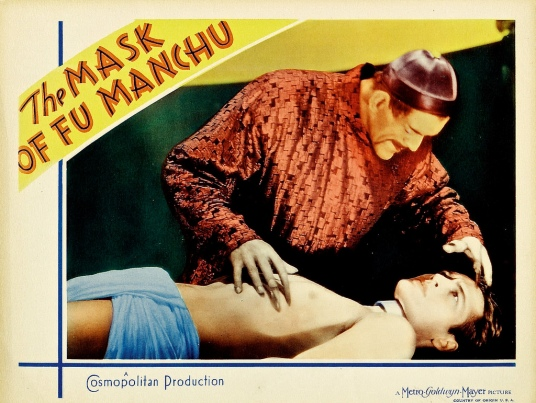 The Mask of Fu Manchu 1932