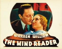 The Mind Reader 1933
