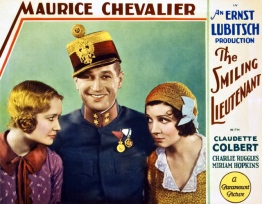 The Smiling Lieutenant 1931